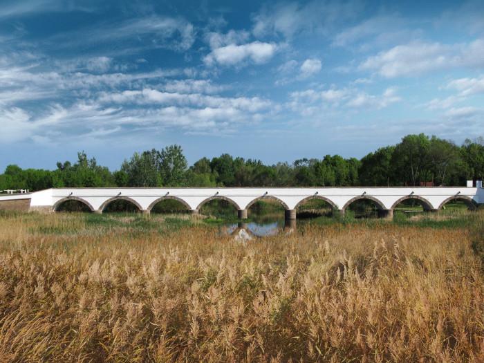 Hortobágyi Kilenclyukú híd