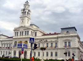 [DE] Az aradi városháza