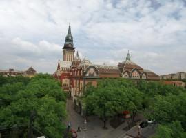 A szabadkai városháza