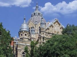 [DE] Szegedi zsinagóga