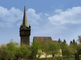 Csetfalvi református templom